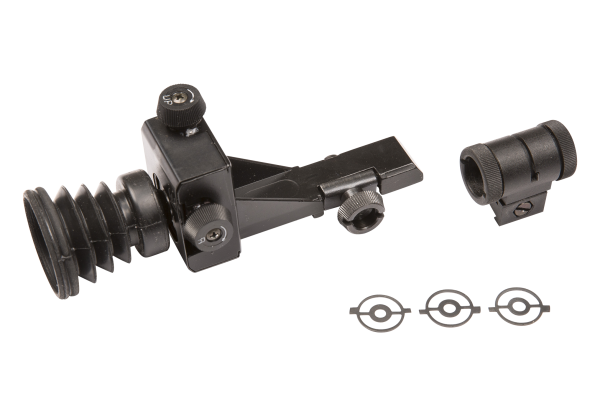 CZ 200 PIEP SIGHT & FRONT SIGHT (FOR AIR GUNS) / DIOPTER & KORN